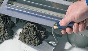Krok IV - Ułożenie betonu